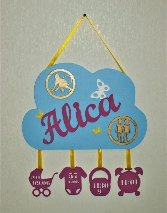 Geburtslegende Wolke Alica