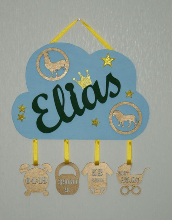 Geburtslegende Wolke Elias