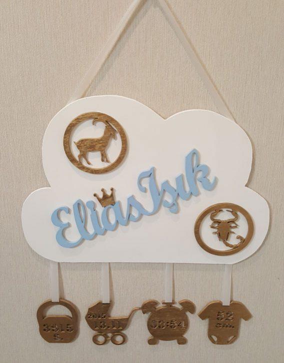Geburtslegende Wolke Elias Isik