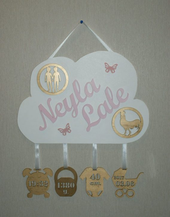 """Geburtslegende"" Wolke Neyla Lale"